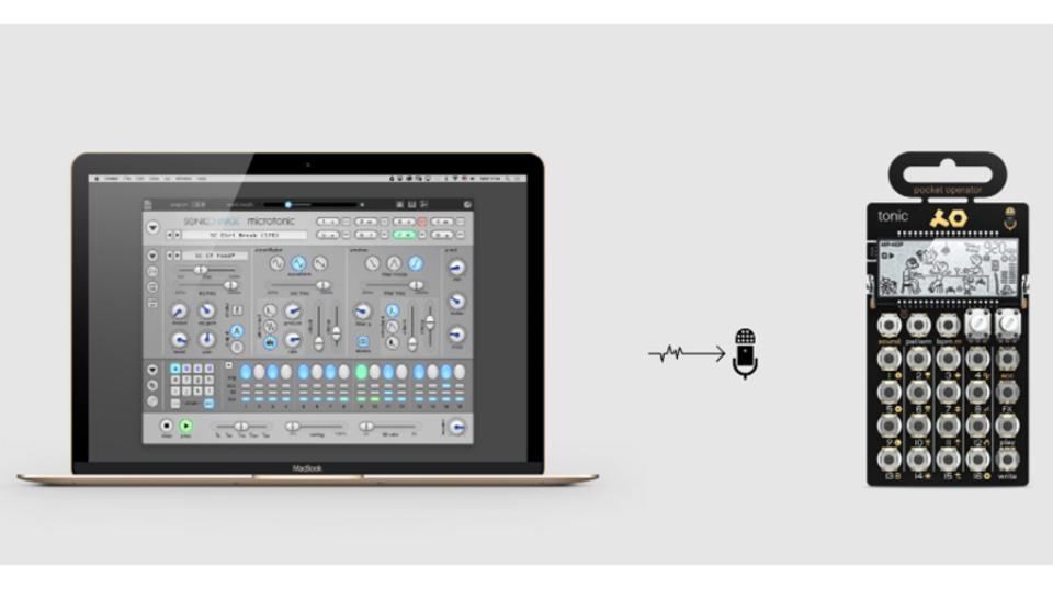 電卓シンセ、ついにPCと連携す! Pocket Operatorシリーズの最新作「PO-32 Tonic」が登場