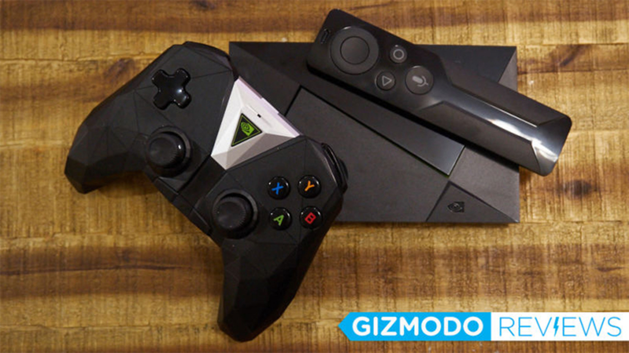 ストリーミングデバイス×ゲーム機、Nvidia「Shield」レビュー:今最高のセットトップボックスかもしれない