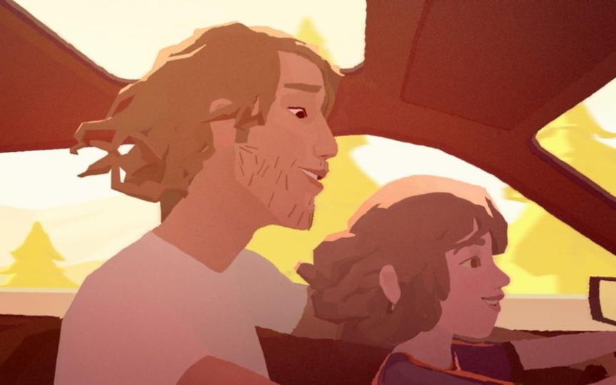VR史上初のアカデミー賞ノミネート作品、短編アニメ『パール』をご覧ください