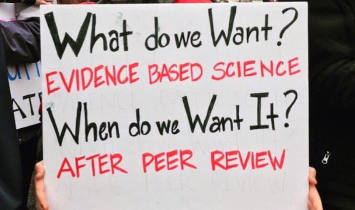 科学者も反トランプで行進! Women's Marchの次は「March for Science」!