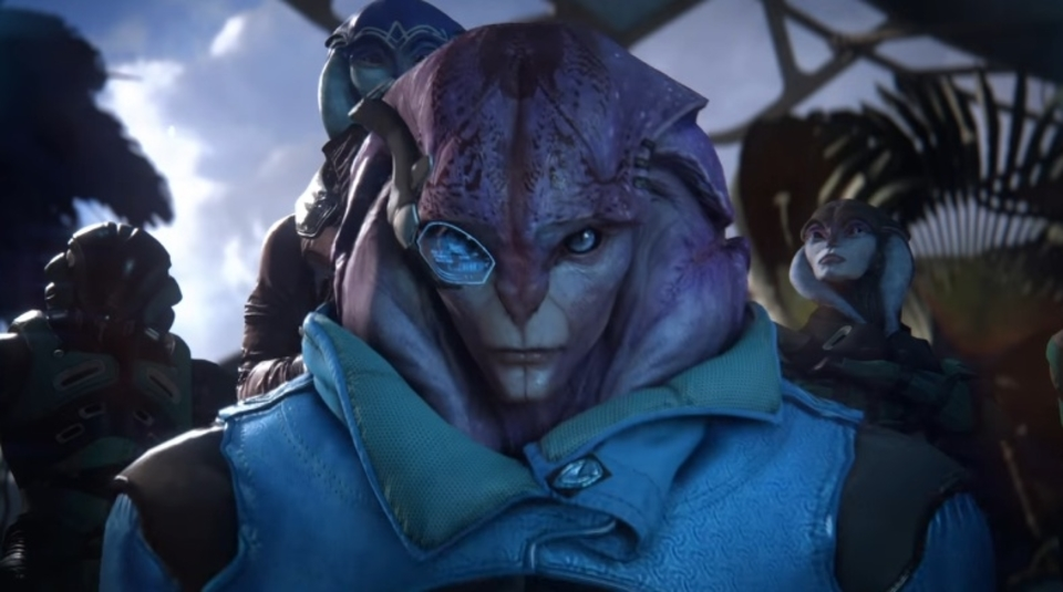 新種族と新たな敵が登場する! 宇宙が舞台のRPG『Mass Effect: Andromeda』の最新トレイラー