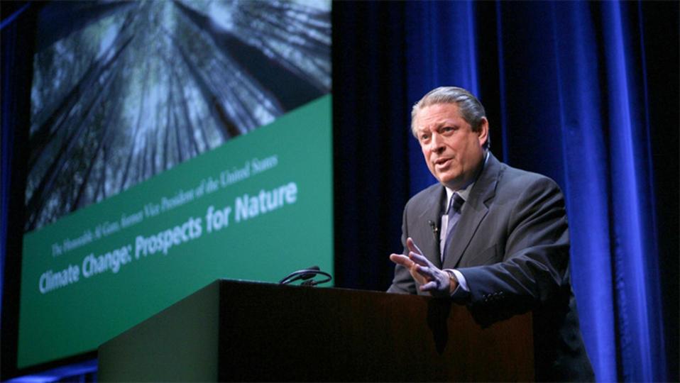 ドナルド・トランプ恐怖で自粛された環境系会議、アル・ゴア元副大統領が復活させる