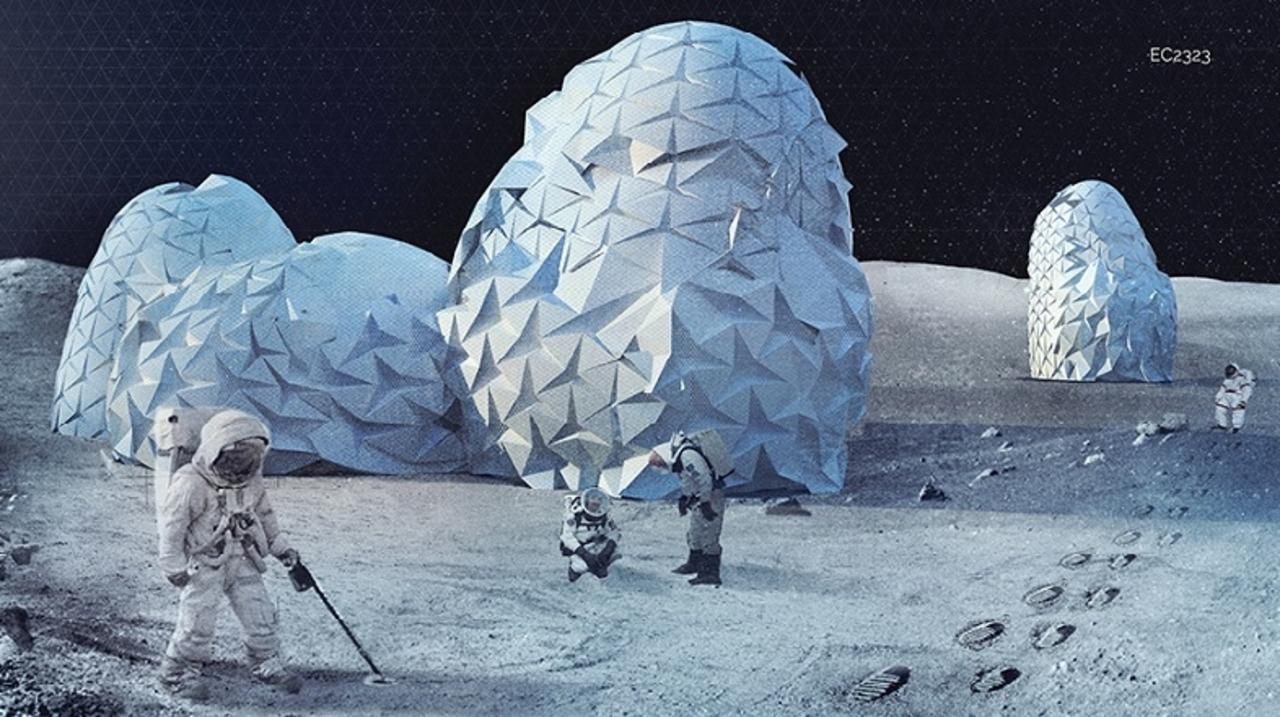 ムーントピア! デザイナーやソーシャルプランナーたちが本気で考える実践的な月移住のコンセプト