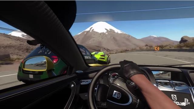 PlayStation VR『DRIVECLUB VR』を非ゲーマーの車好きに遊んでもらった:「永遠に楽しめる」9