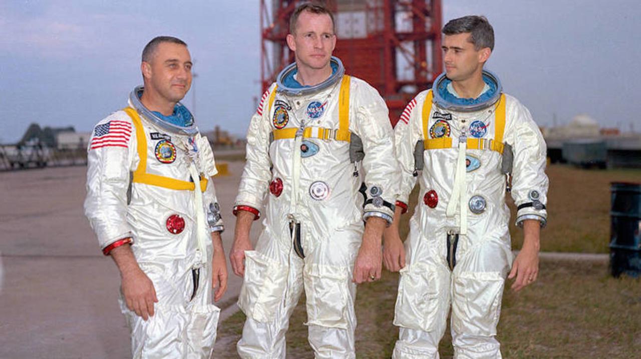 アポロ1号の事故から50年。NASAがケネディ宇宙センターで特別展示を公開