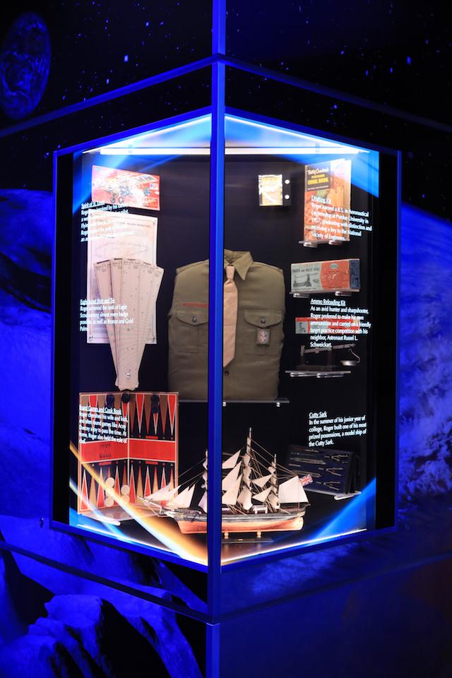 アポロ1号 展示 2