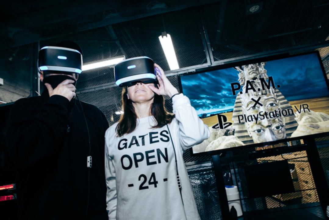 ガジェットを愛する者よ、銀座へ集え! そして「P.A.M.」による360°VR映像をソニービルで体感せよ