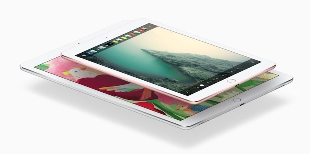 10〜10.5インチが追加? 今年、iPadが3モデルになるかも