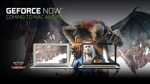 NVIDIA、クラウド経由でGTX 1080が使える「GeForce NOW For Mac and PC」発表