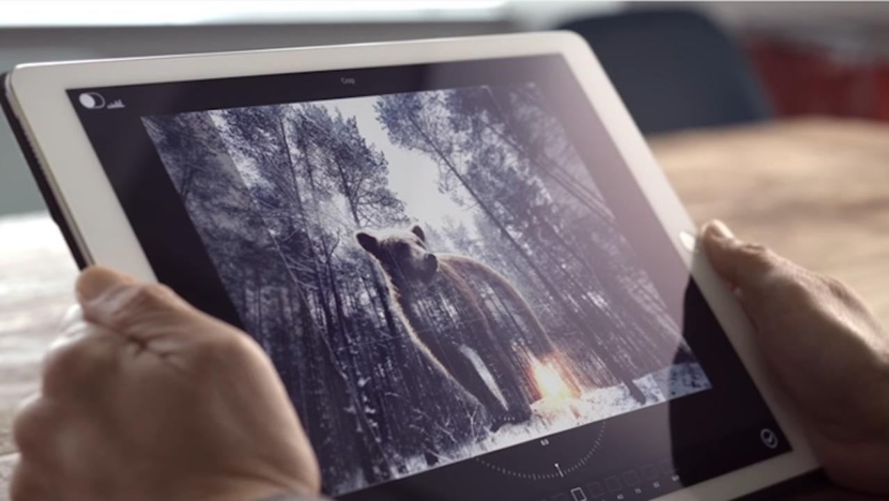 Adobe「声で画像を編集する」未来技術のコンセプト動画を公開