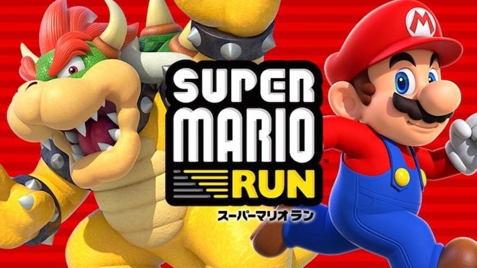 ぴょんぴょんしよう!『スーパーマリオ ラン』Android版は3月に配信決定