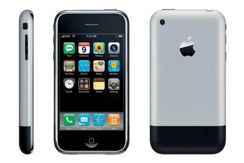 おつかれさま。初代iPhone、とうとう米キャリアでも通信不能に