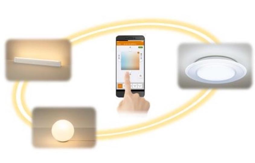 スマホで一気にムードを変えられるLED照明「LINK STYLE LED」がPanasonicから発売