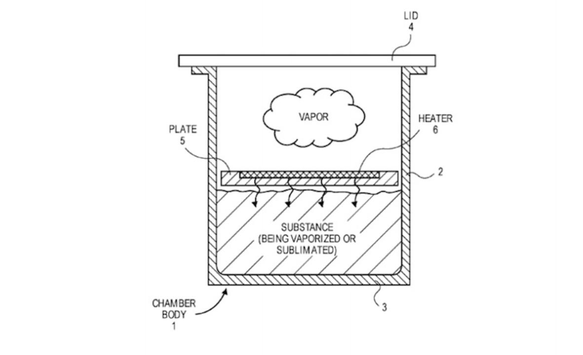 Apple、謎の「蒸発器」特許を出願…なにに使うの?