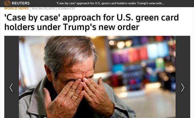 トランプの移民入国拒否の大統領令でテック界パニック。一方イヴァンカちゃんは…3