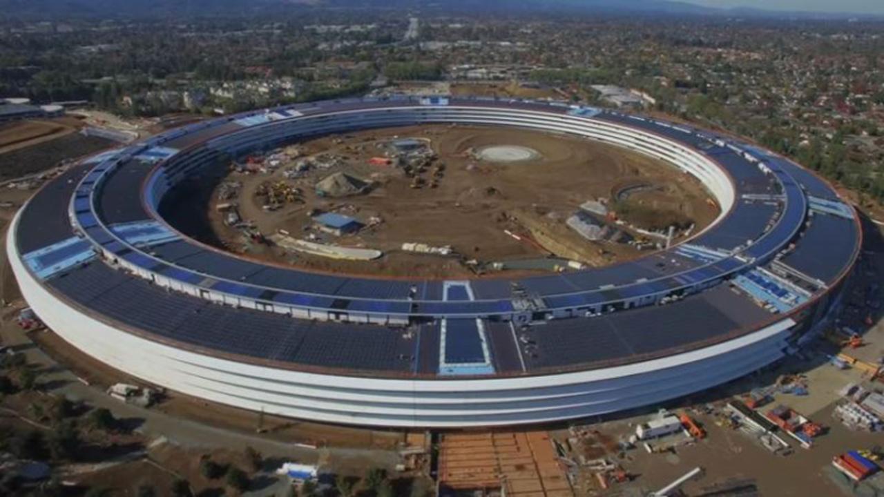 Apple新本社、建設遅れの原因はAppleのこだわりにある