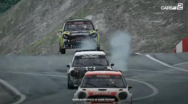 リアル・カーレースシミュレータ『Project CARS』続編のトレイラーが公開? 超美麗な車と景色が明らかに