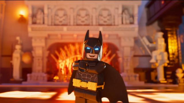正体を隠すのが下手すぎなバットマンが豪邸を案内! 映画『レゴバットマン ザ・ムービー』新映像