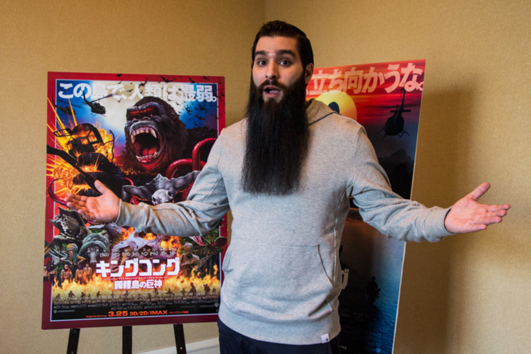 『キングコング:髑髏島の巨神』ジョーダン・ヴォート=ロバーツ監督にインタビュー:「これが俺のやりたかったモンスターの戦いだ!」