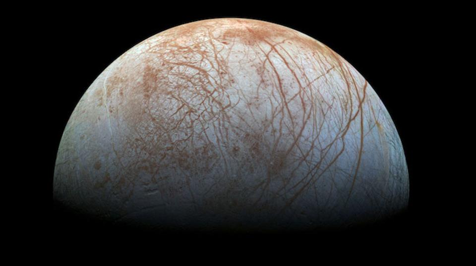 衛星エウロパでの生命探査に活かされるか? NASAが地球外生命体の発見技術を開発!