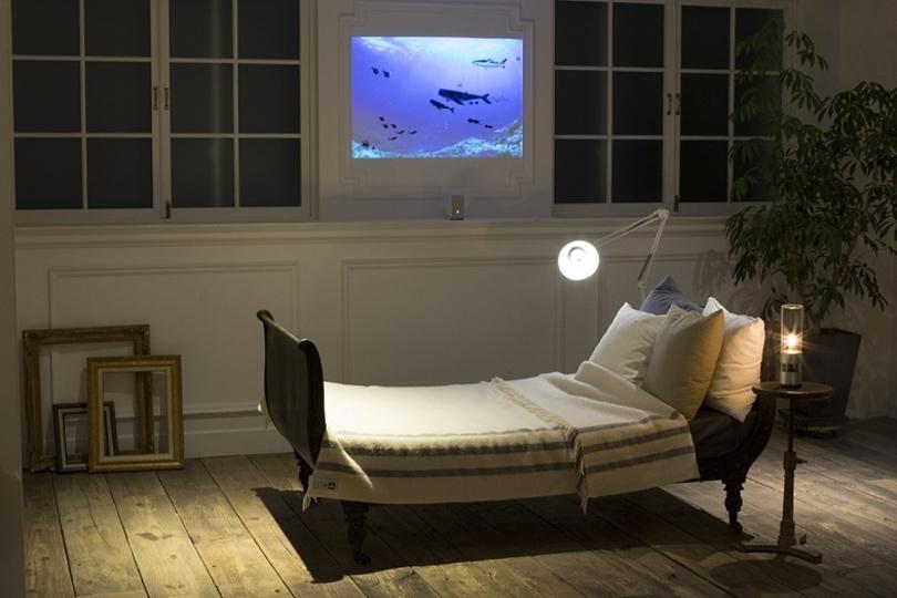 リラックスできる部屋のヒントは「マスキング効果」「見ない光」「ぼーっと見る映像」