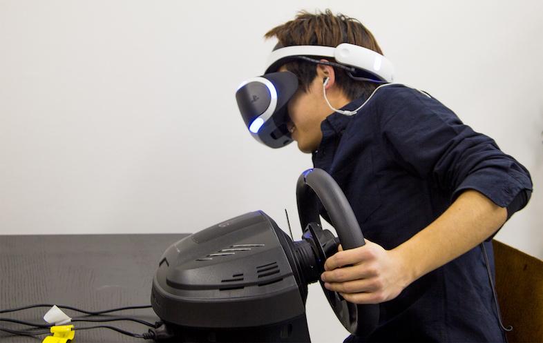 PlayStation VR『DRIVECLUB VR』を非ゲーマーの車好きに遊んでもらった:「永遠に楽しめる」3