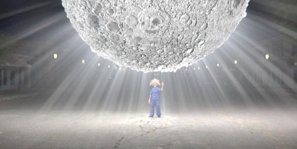 天体観測が好きな少年を描いた短編が意外にメタル! ヒント:ポスター