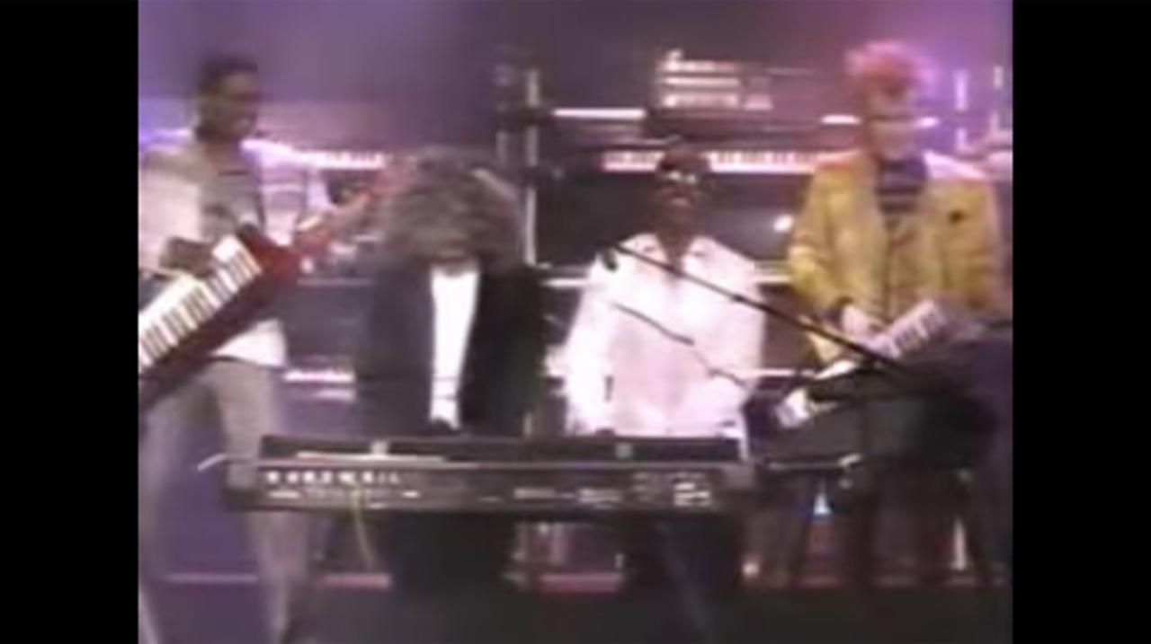 1985年のグラミー賞はスーパーシンセサイザー祭りだった?