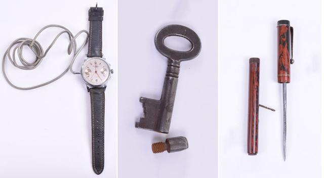 第二次世界大戦で英諜報員が使ったスパイツールがオークションに出品