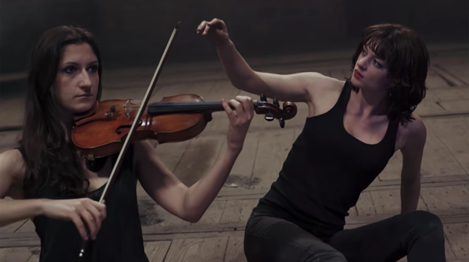 メシュガーの楽曲で踊り舞い叫ぶ極限的アートプロジェクト『DANCE ON MESHUGGAH』