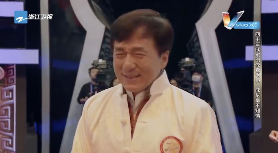 【惚れる】ジャッキー・チェンがいい人すぎてこっちまで号泣