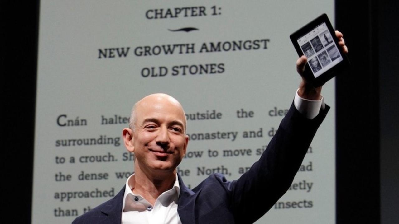Amazonのジェフ・ベゾスCEOの家には、すべての部屋に「Amazon Echo」が ...