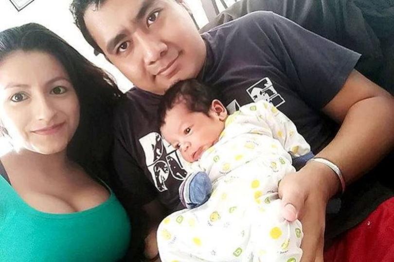 ボリビアのアイアン・メイデンくんの両親が命名の理由を説明