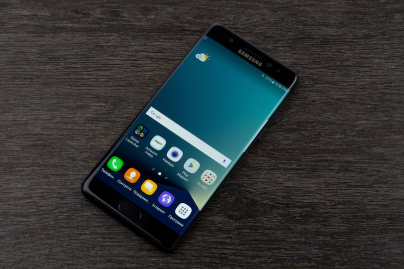 Samsung、爆発問題の「Galaxy Note 7」をバッテリー交換してインド、ベトナムで再販?