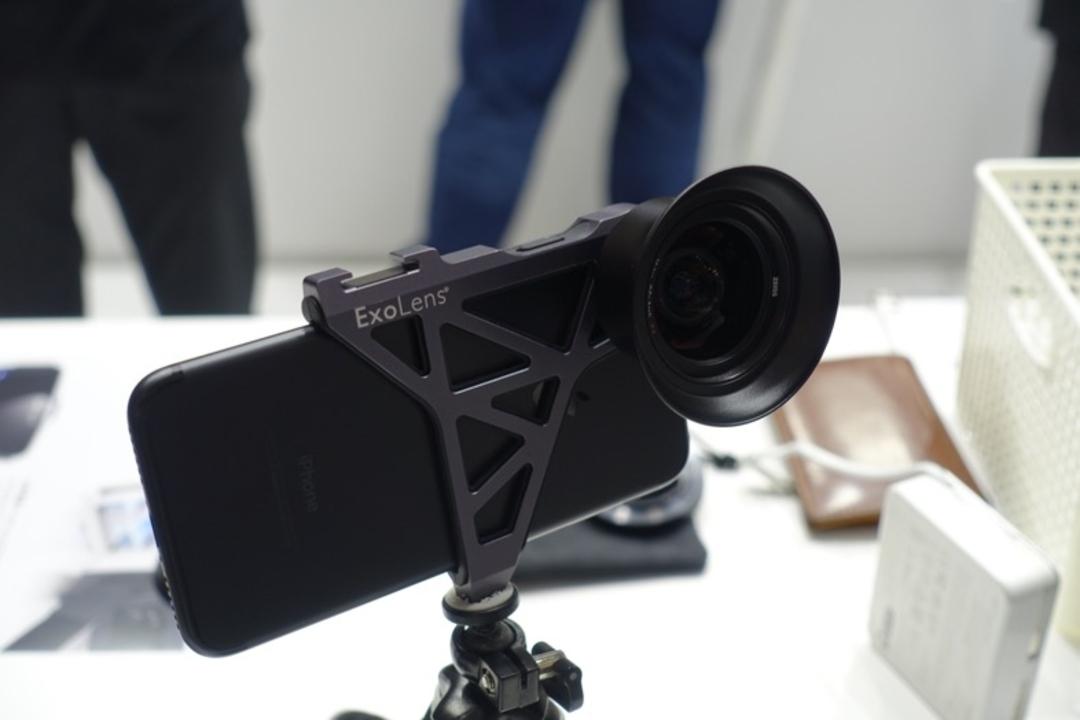 カールツァイスのiPhone用レンズがやっぱりカールツァイス品質だった #CPplus