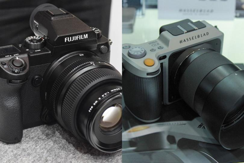 (追記あり)ミラーレス中判カメラ「GFX 50S」と「X1D-50C」の方向性の違いに見る、カメラの使い分けの重要性
