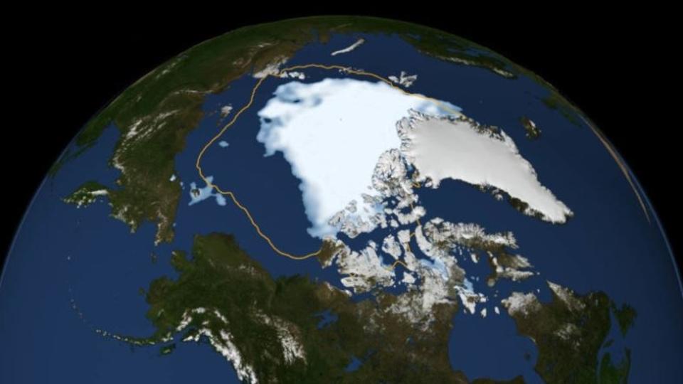 温暖化で北極の氷が解けてる…なら、人力で凍らせればいいじゃない!