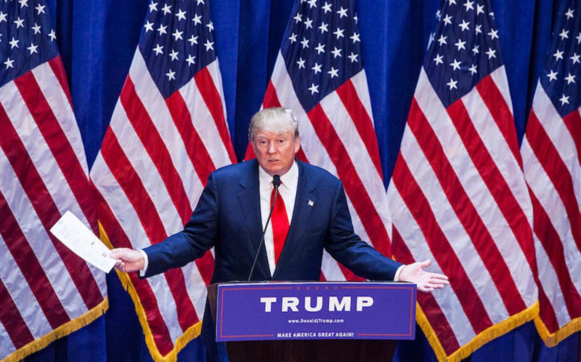 トランプ大統領は数千個のドメイン名を持っている。TrumpRussia.comやTrumpEmpire.comなどなど
