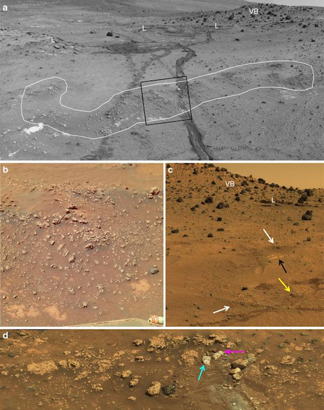 NASAが2020年に送る火星探査ローバーの着陸予定地を発表3