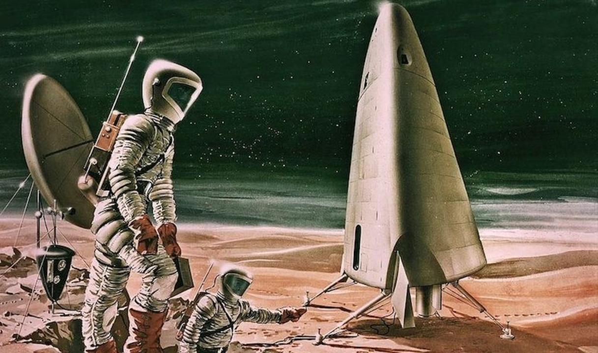 俺が最初に火星に行く! 現在進行中の火星移住計画ワーストランキング7