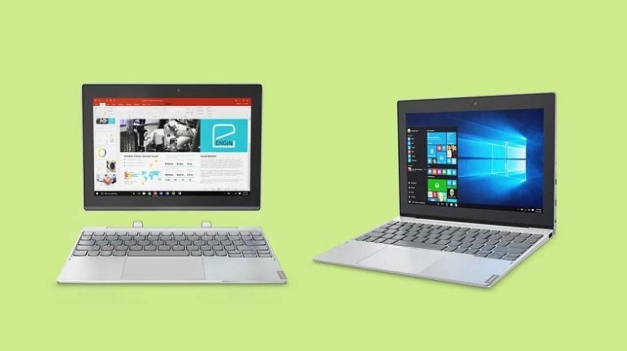 安すぎないか…2万円台でLenovoがWindows 10の2in1モデルを発売予定