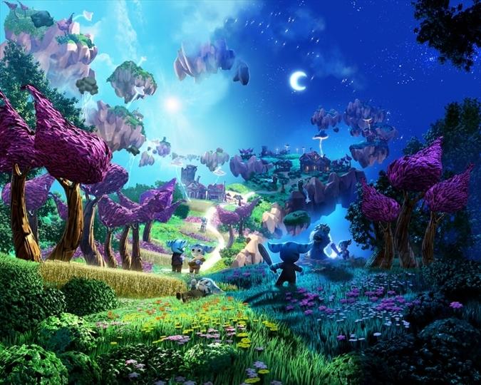 神ってめっちゃ忙しい! 幻想の島を舞台に全能と労働の尊さを知る、 PS VR『Tethered』