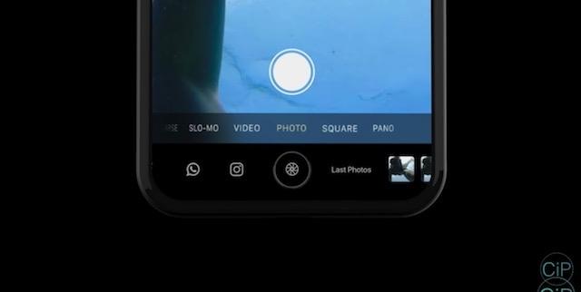 iPhone8 ディスプレイホームボタン 2