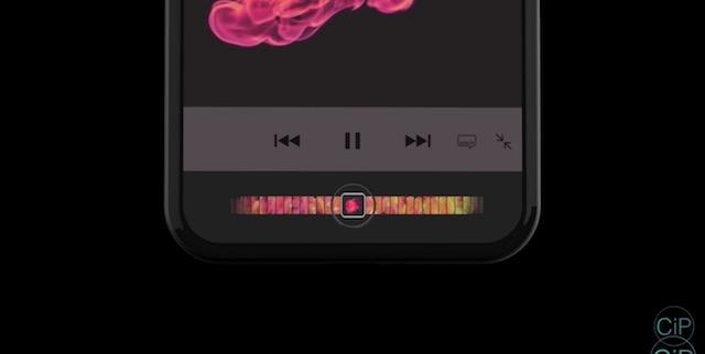 iPhone8 ディスプレイホームボタン 3