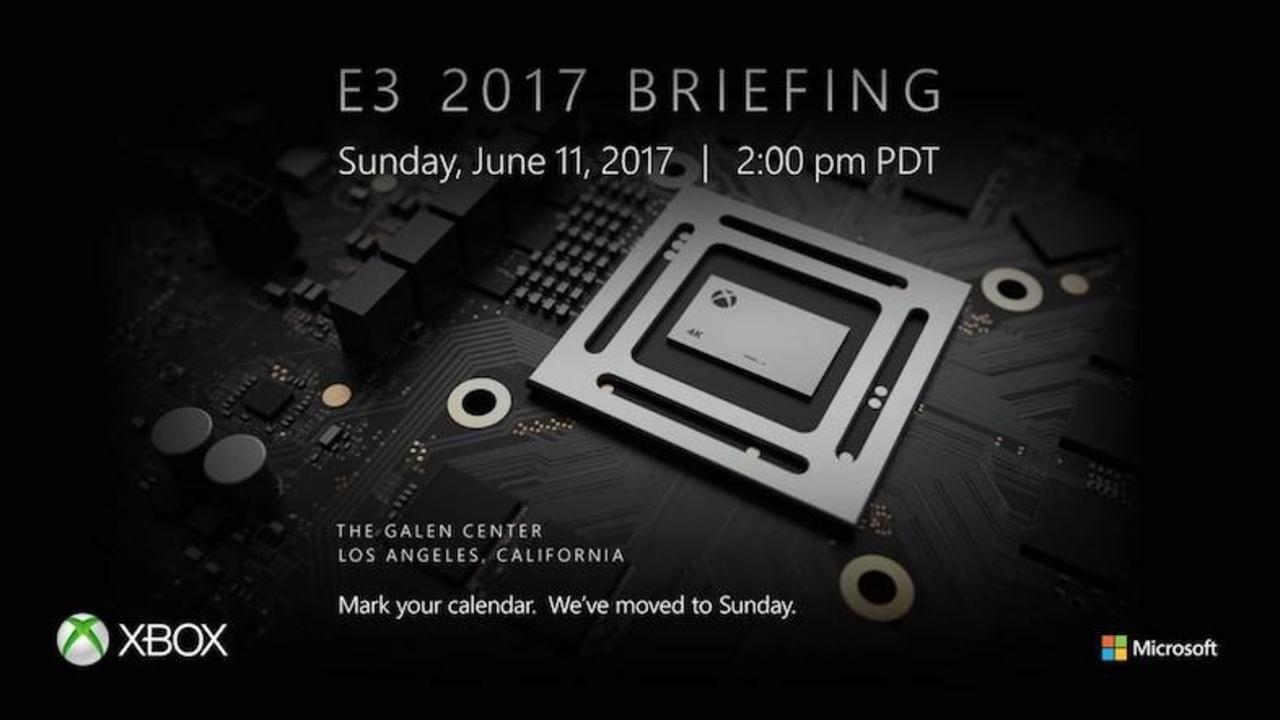 Microsoft、6月11日に「Project Scorpio」詳細発表か。ブリーフィング開催