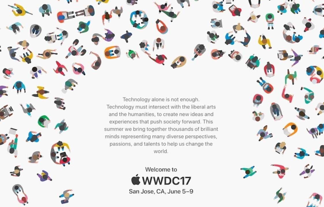 Apple、「WWDC 2017」を6月5日〜9日にサンノゼで開催へ!