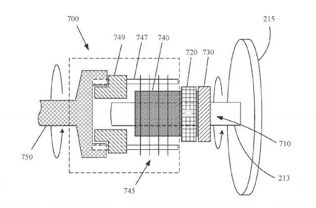 手巻き式 Apple Watch 特許 1