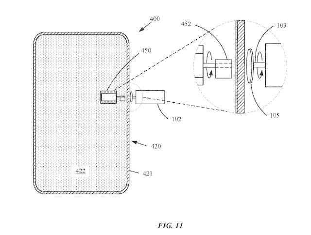 手巻き式 Apple Watch 特許 2