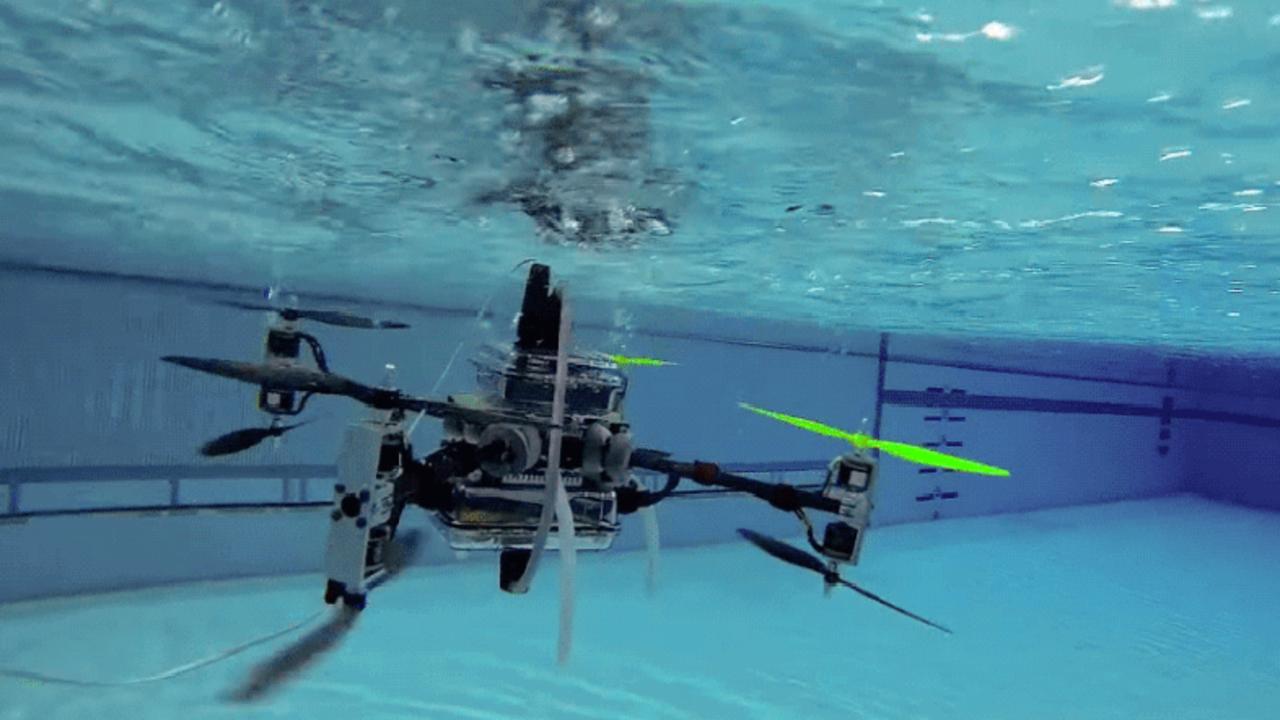 未開拓のフロンティア、海底の神秘に挑むロボットコンテスト迫る!