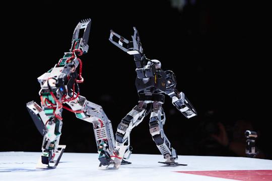 二足歩行ロボの戦いを目撃せよ! 格闘技大会「ROBO-ONE/Light/auto」今週末に開催!